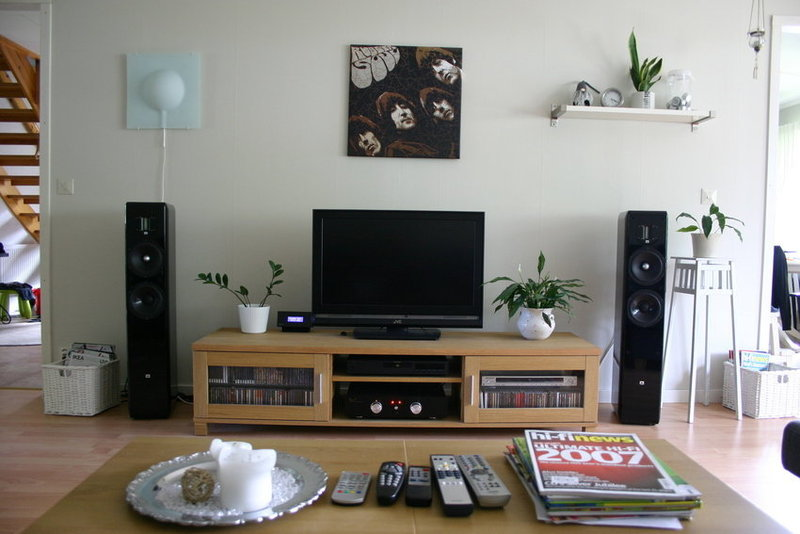 Impressive Living Room TV Setups 800 x 534 · 73 kB · jpeg