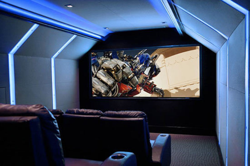 led lighting for the home gorgeous led home theater is any color you