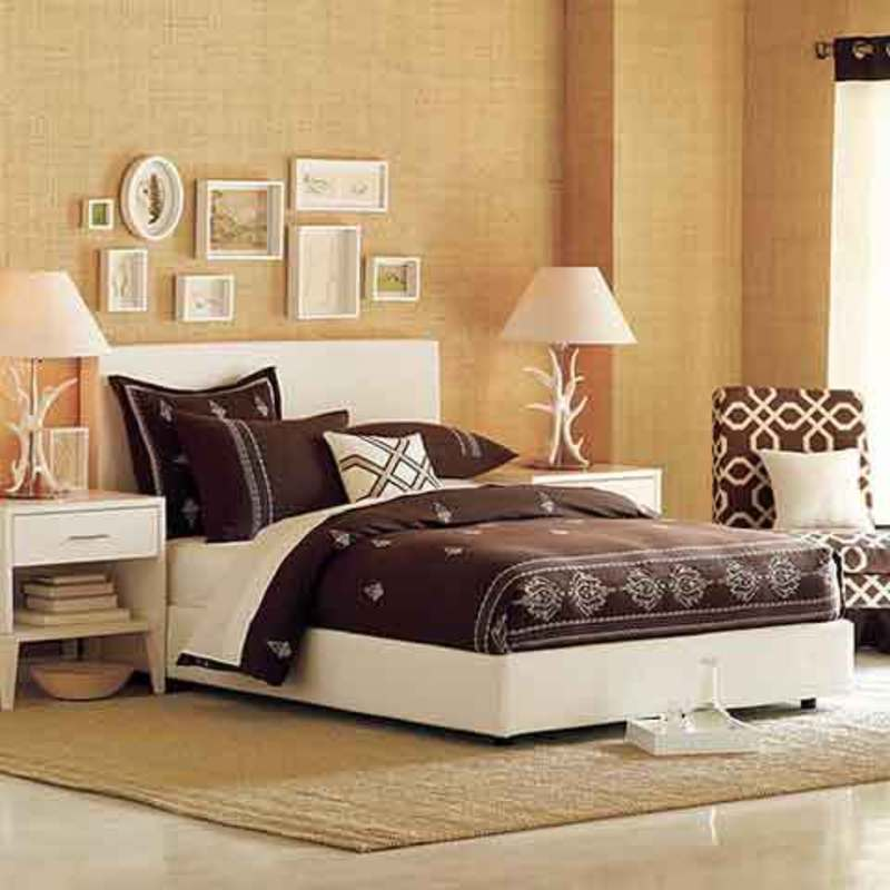 Romantic bedroom decorating ideas home design design for Romantic bedroom ideas