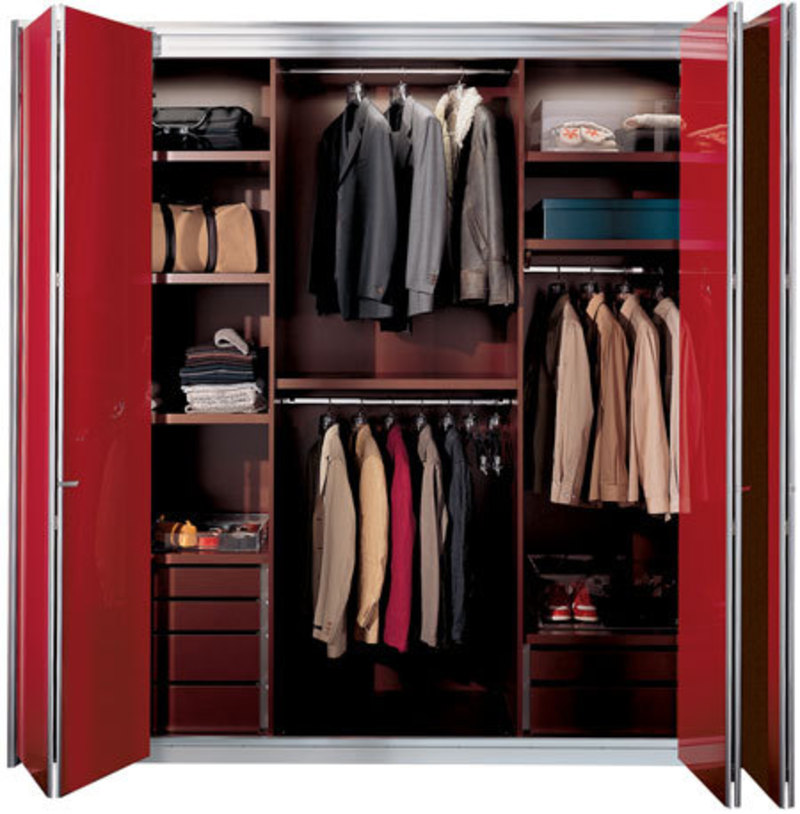Wardrobe Closet Design Ideas