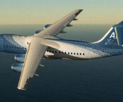 ABJ Elegante Luxury Jet Is a House With Wings