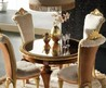 Dining Room Decor Of Round Small Table