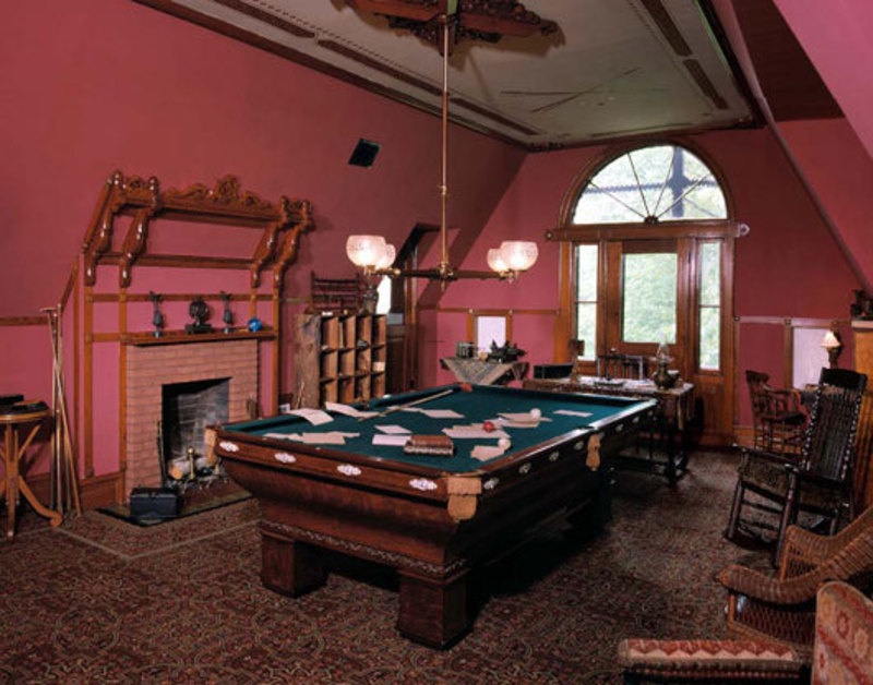 Billiard Room Design Ideas, Billiard Room Design Ideas, Tips and Photos /  Home Trends