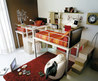 smart loft teenage bedroom design by Tumidei