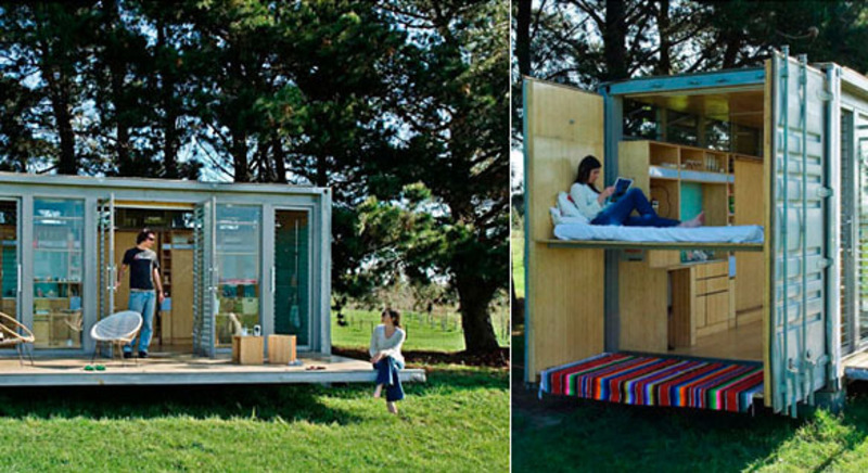 Shipping Container Homes Design Bookmark 2567
