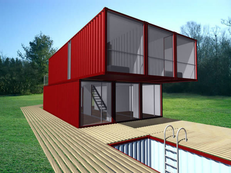 Containers Homes, Shipping Container Homes Construction, Designs, and