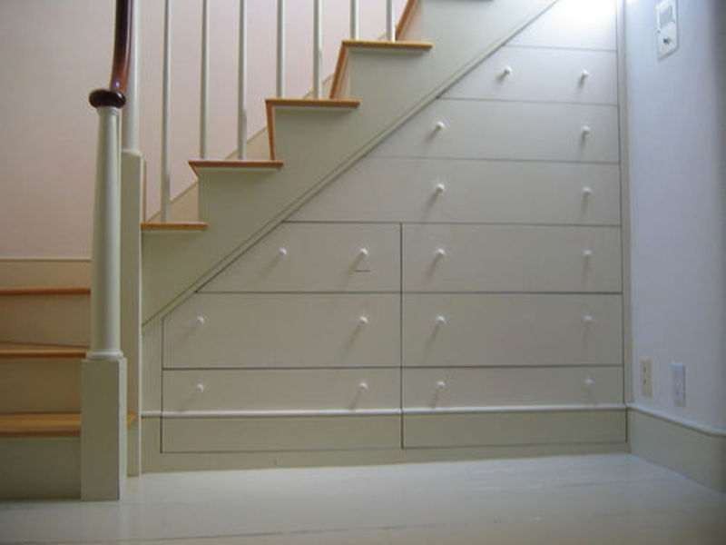 Great Ideas For Storage Under Stairs Design Bookmark 2636