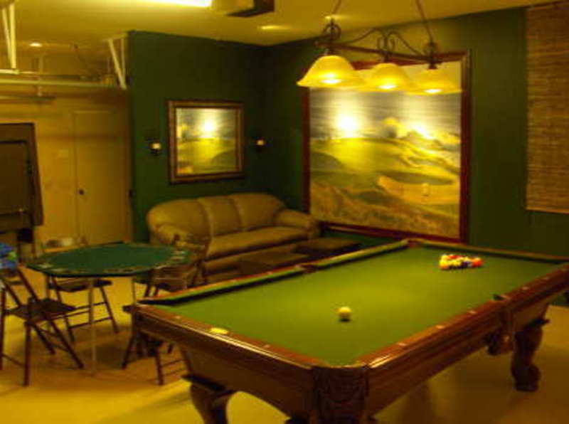 Enchanting Living Room Pool Table