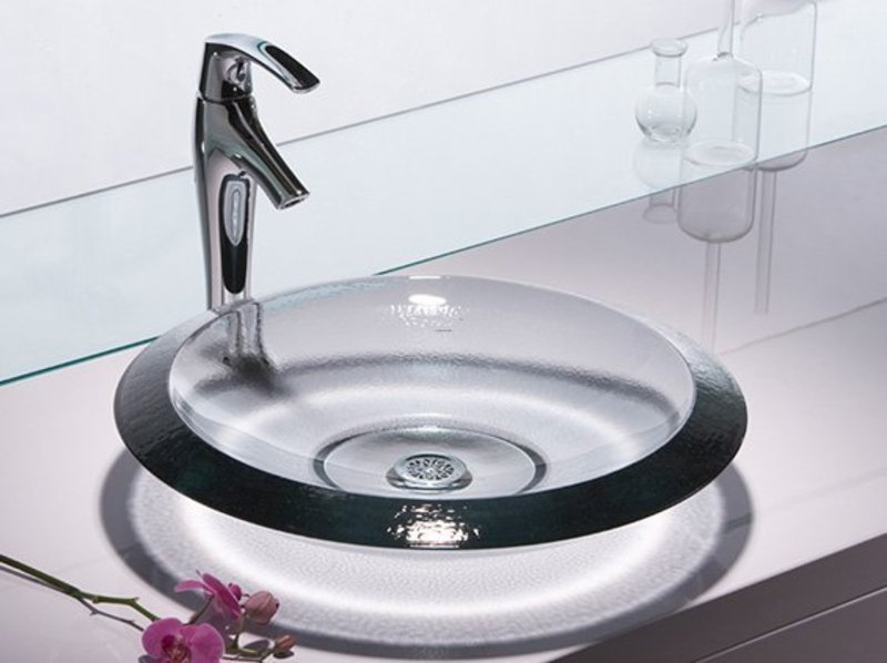 Modern Glass Bathroom Vanity Sinks From Kohler Design Bookmark 2707
