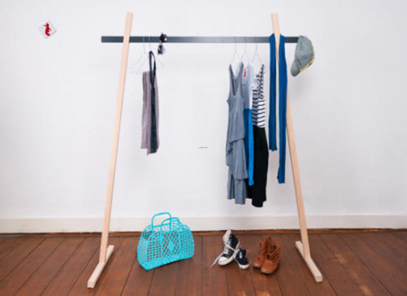 Kieser Spath Industrual Design, Mr. T by Kieser Spath Industrial Design Is a Coat Rack Not Afraid of Small Spaces