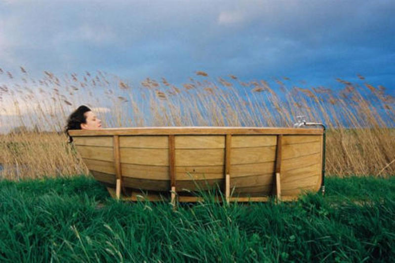 Boijmans Van Beuningen, Limited Edition BathBoat by Wieki Somers Holds Water Within
