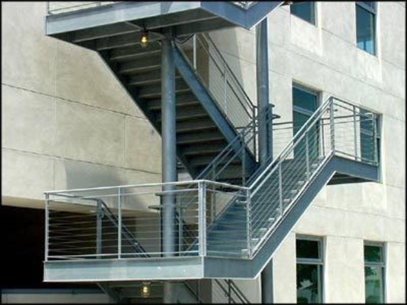 Stainless Steel Cable Railing Top Hat Cable System