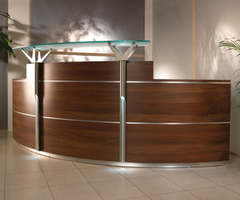 Buying a reception desk 