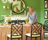 Colorful Twist Dining Room