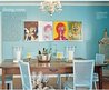 Alkemie: Colorful Inspiration for the Dining Room