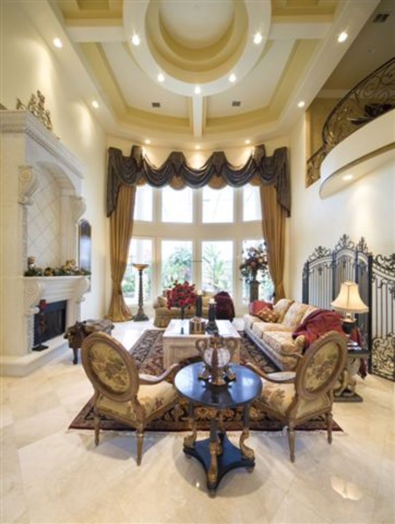 Luxurious House Interior, Luxury Home Interior Design Pics