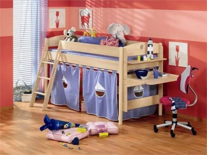 Kids Bedroom Furniture, Ideas for Kids Bedroom Furniture Design with High Quality Furniture by Paidi