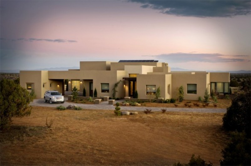 Enchanting Contemporary New Mexican Home Awaits Winner Of Hgtv Dream Home Giv