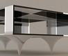 Black and White Modern Coffee Table Design Ideas from Svilen Gamolov