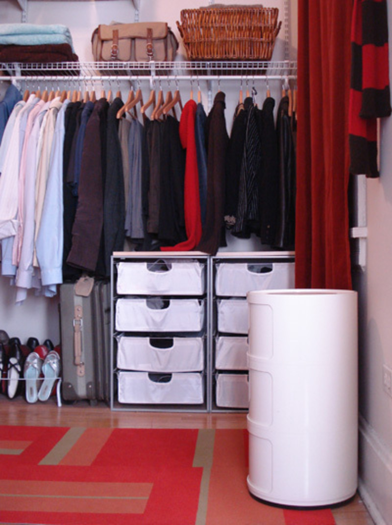 20 ways to organize your bedroom closet design bookmark for Organizing ideas for closets