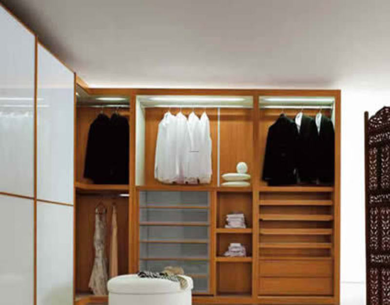 Custom bedroom closet cabinets cabinetry design designers for Bedroom closets designs