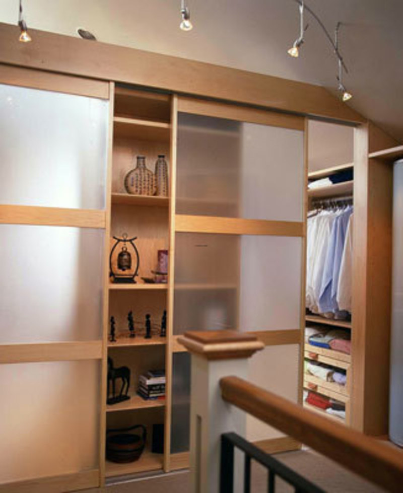 Closet wardrobe bedroom closet design designconceptideas for Closet door ideas