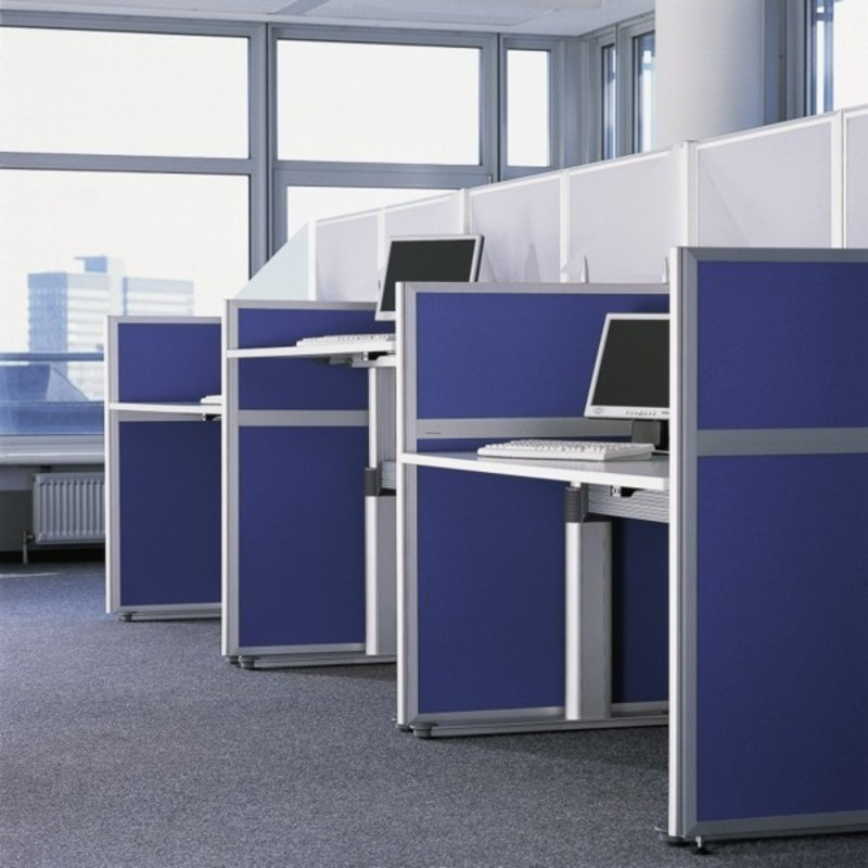 Office Modular Furniture, Modular Office Design Interiors