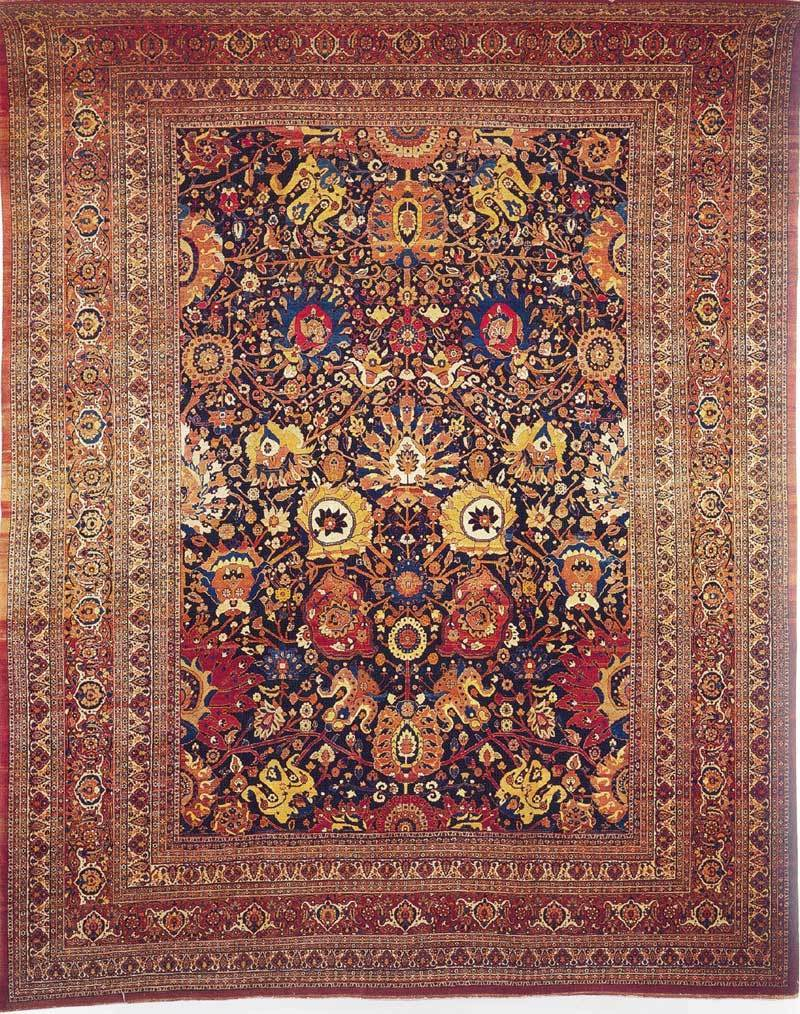 Iran National Carpet Center Wants Your Design Input For