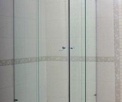 Frameless Sliding Shower Door (CG