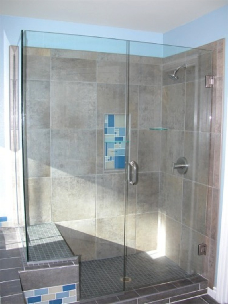 Cheap frameless shower doors design bookmark 2949 for Frameless glass doors