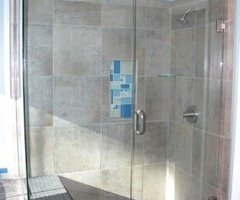 Cheap Frameless shower doors