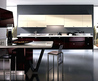 scavolini dark contemporary kitchen