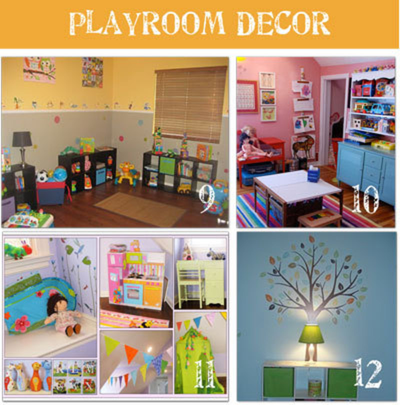 playroom decor ideas tip junkie design bookmark 2977