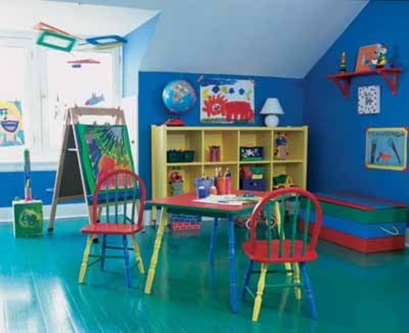 play room design on Playroom Decorating Ideas  Kids Playroom Decorating Ideas