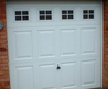 Canopy Steel Garage Doors