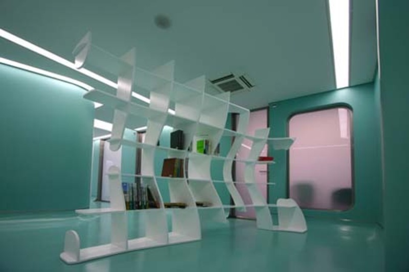 Dental Office Interior Design, Luxurious Interior Style of Dental Clinic