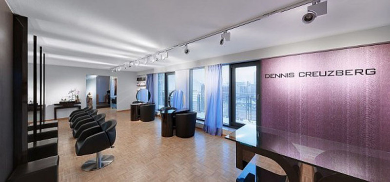 Contemporary Spa And Beauty Salon With Glamour And Stylish Design ...