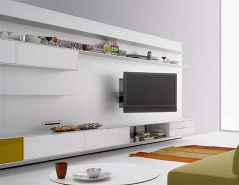 Modern Interior Design, Modern Interior Design for Wall Panel System from Mdf Italia