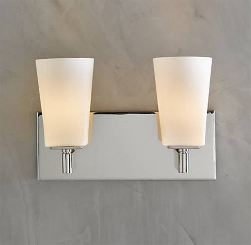 Http Davinong Com Design 3155 Modern Bathroom Light Fixtures From Restoration Hardware