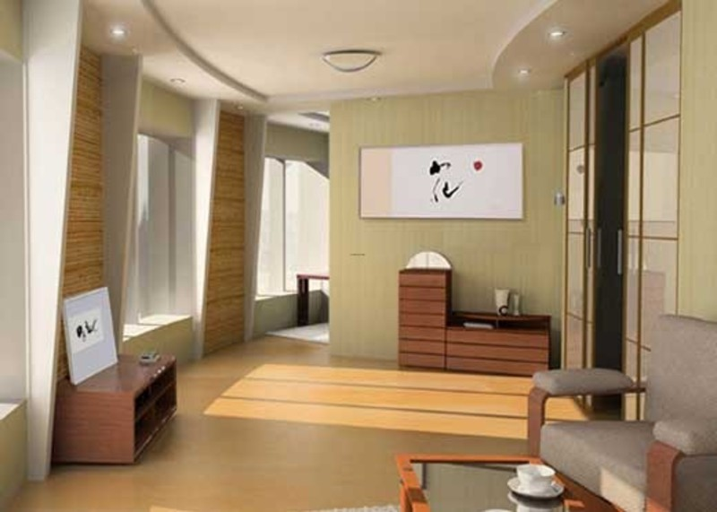 Modern Interior Design, Modern Japanese Interior Decoration