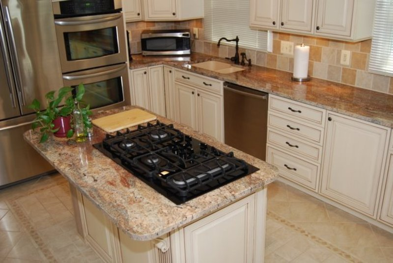 Granite Tops For Kitchen : Granite Countertops Kitchen, Granite Kitchen Countertops Baltimore ...
