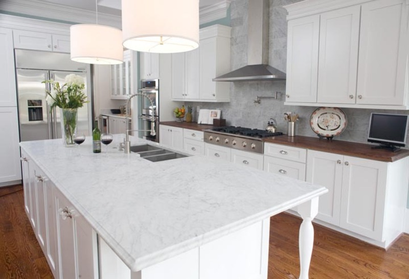 White Granite Countertops Kitchen White Granite Countertops Kitchen
