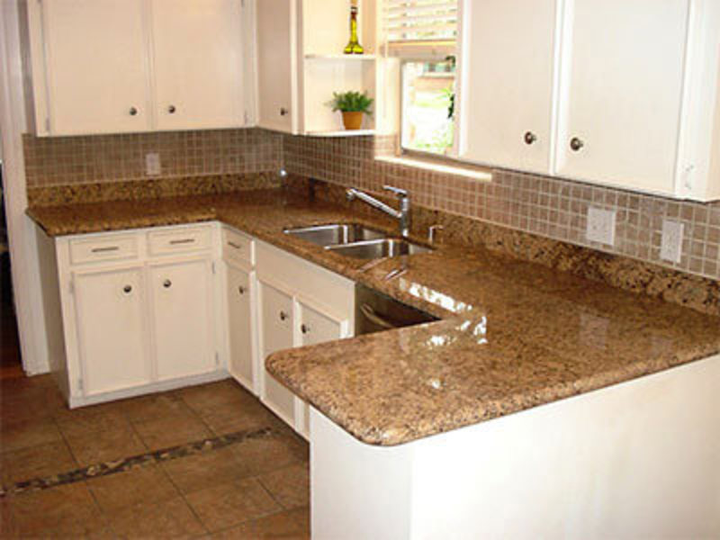 Counter Granite : Types of Kitchen Countertops Granite Granite Kitchen Countertops