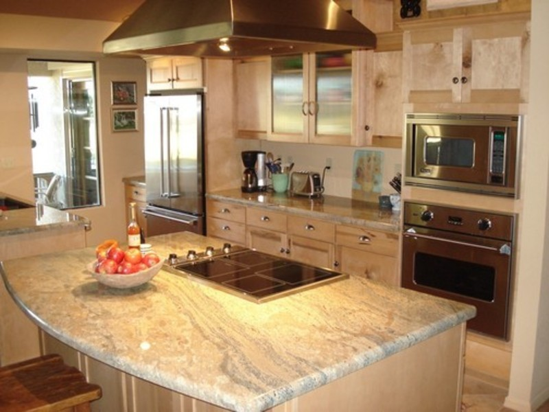 Granite countertops cost design bookmark 3201 - Kitchen design marble countertops ...