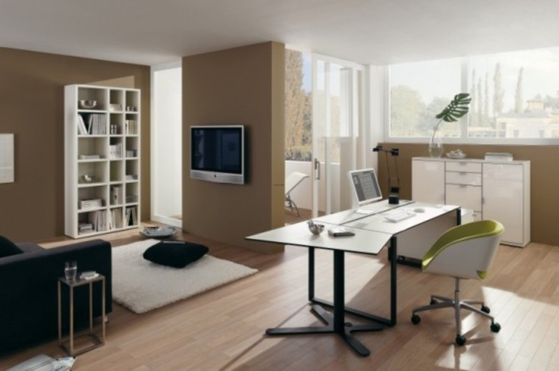 Luxury Home Office Design, Home Office Design