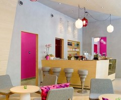 Best Picture Colorful Cafe foam Interior Decorating
