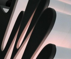 Artistic Modern Carbon 451 Lamp Design from Marcus Tremonto