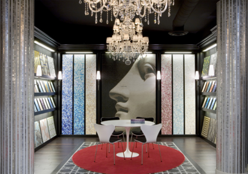 Perfect Showroom Interior Design, Dezeen » Blog Archive » Bisazza showroom  800 x 564 · 359 kB · jpeg
