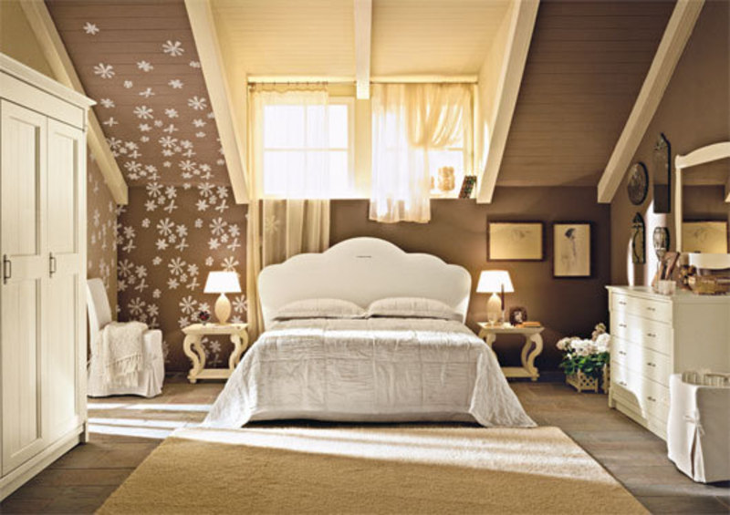 Arredamento Country Shabby Chic.English Country Style Bedroom Interior From Arredamento