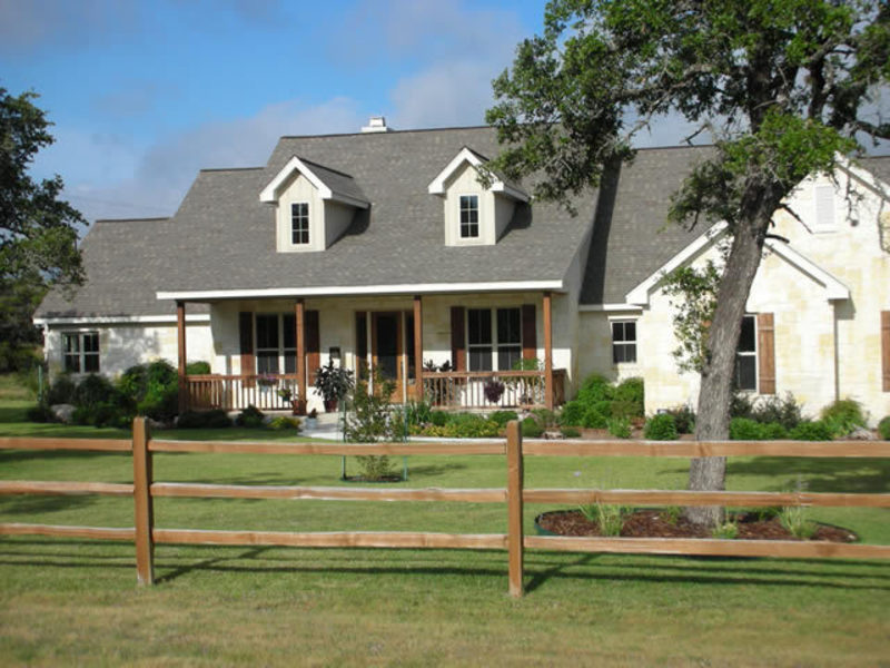 Texas hill country home plans house floor plans Country home builders in texas